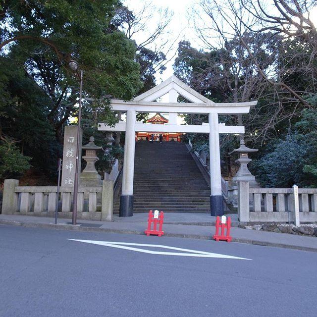 #東京散歩 #日枝神社 #山王男坂 方面から入るほうが #パワースポット 的に良いらしいので #google先生 の言う通りにこっちからも入ります #神社