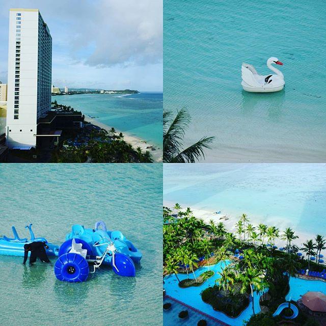 #初めてのグアム 2日目!今日もいい天気!今日も観光ツアーですにゃ~! 海のアクティビティも行きたいところですがね。時間があったら行きますかね~ #グアム #guam