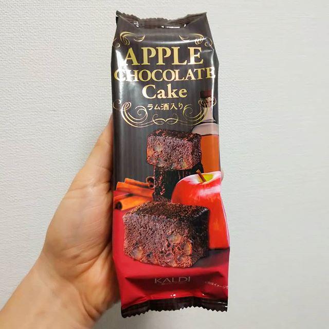 ケーキ カルディ チョコ